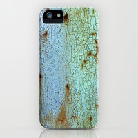 Crackled Case iPhone & iPod Case by Nicklas Gustafsson
