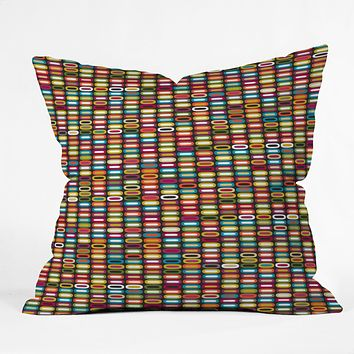 Sharon Turner Stack Throw Pillow