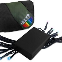 ENO Multicolored Twilights LED Light String