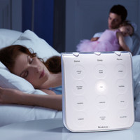 Sound machines for sleep at Brookstone—Buy Now!