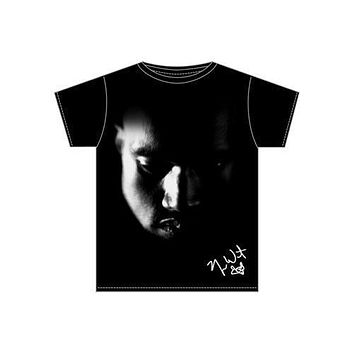 Kanye West Face - Mens Black T-Shirt
