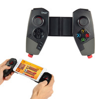 ipega PG-9055 Red Spider Stretchable Bluetooth Gamepad Game Controller for iPhone   iPad   Samsung and More - Black