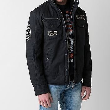 Affliction Black Premium Blaze Jacket