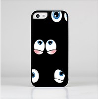 The Crazy Eyes Skin-Sert for the Apple iPhone 5c Skin-Sert Case