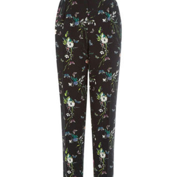 FOREST PRINT TROUSER