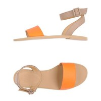 Mm6 By Maison Martin Margiela Sandals - Women Mm6 By Maison Martin Margiela Sandals online on YOOX United States