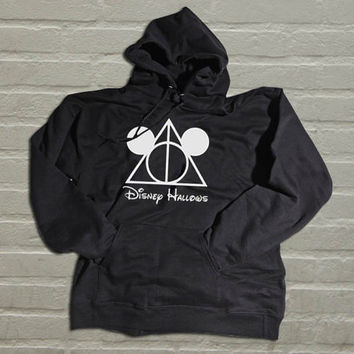 Disney Hollows Harry Potter valentine hoodie for men and women