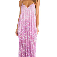 Indah Nala Maxi Dress in Purple