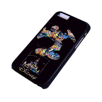 MICKEY MOUSE Disney iPhone 4/4S 5/5S 5C 6 6S Plus Case Cover