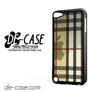 Burberry Inspired DEAL-2191 Apple Phonecase Cover For Ipod Touch 5
