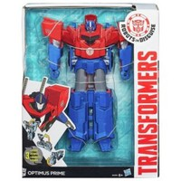 Buy Transformers 3 Step Hyper Change Optimus Prime at Argos.co.uk - Your Online Shop for Action figures and playsets.