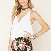 T-Back Surplice Cami