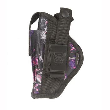 MG Camo Belt/Clip Ambi Holster CmpctAuto