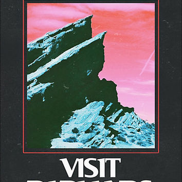 Halsey- VISIT BADLANDS by elephantscook