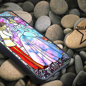 Cinderella galaxy iPhone Case, iPhone 4/4S, 5/5S, 5c, Samsung S3, S4 Case, Hard Plastic and Rubber Case By Dsign Star 08