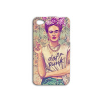 Frida Kahlo Inspired Artistic Beautiful iPhone Case Gorgeous iPod Case iPhone 4 iPhone 5 iPhone 5s iPhone 4s iPhone 5c iPod 4 Case iPod 5