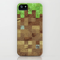 Dig iPhone & iPod Case by Nick Baker
