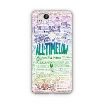 All Time Low Google Pixel 3 XL Case | Casefantasy