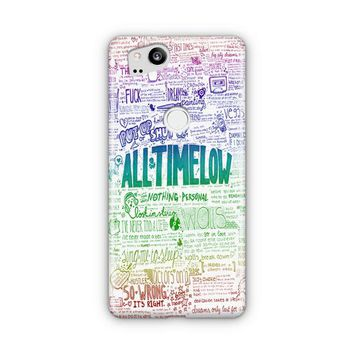 All Time Low Google Pixel 3 Case | Casefantasy