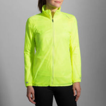 Brooks LSD Jacket Packable & Hi-Vis
