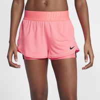 NikeCourt Dri-FIT Ace Women's Tennis Shorts. Nike.com