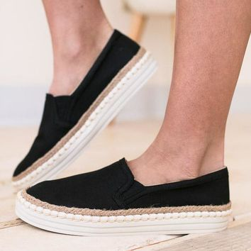 One Step Away Slip On Sneakers