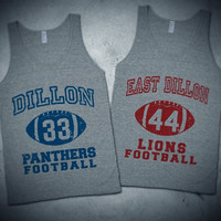 Friday Nights Lights Tanks