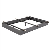 Full Size Motel Style Bed Base Frame - Made in The USA