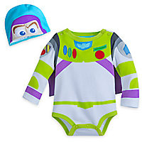 Buzz Lightyear Costume Bodysuit for Baby