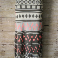 Dallas Days Maxi Skirt - Shoreline Boutique