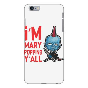 yondu mary poppins iPhone 6/6s Plus Case