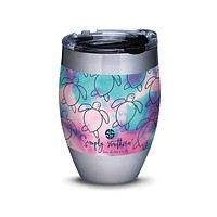 Simply Southern® All Over Sea Turtles Stainless Steel 12oz Tumbler by Tervis
