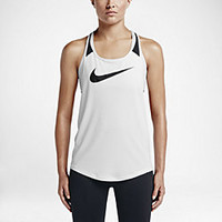 The Nike Flow Graphic Women's Training Tank Top.
