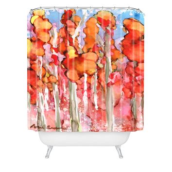 Rosie Brown Awesome Autumn Shower Curtain
