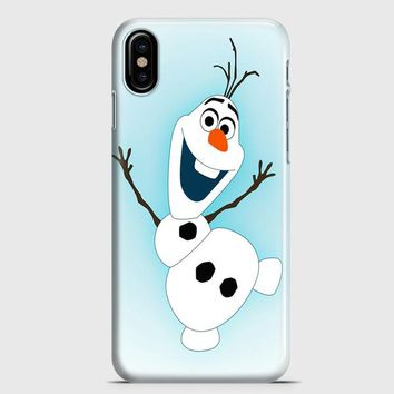 Olaf From Frozen iPhone X Case