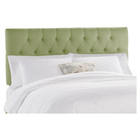 Adrienne Headboard in Duck Sage