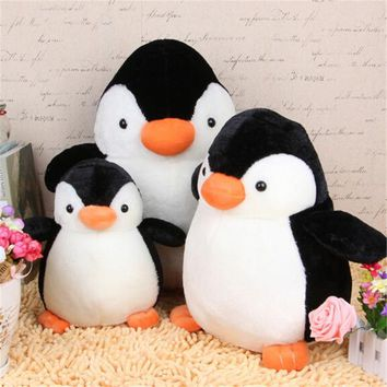 1PCS Soft and comfortable neck cushion Cute Penguin Stuffed and Plush Toys Soft for Children Best Gift