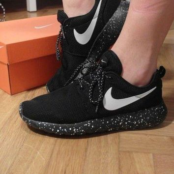 ESBON Nike Roshe Run galaxy black