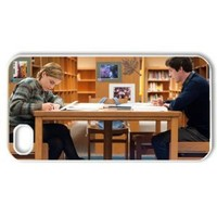 ByHeart The Perks of Being a Wallflower Hard Back Case Skin for Apple iPhone 4 and 4S - 1 Pack - Retail Packaging - 789