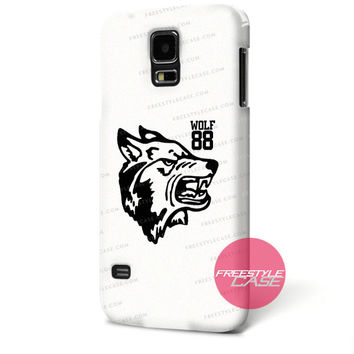 Wolf 88 Exo Samsung Galaxy Case Cover Series