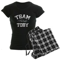 Team Toby - Pretty Little Liars Pajamas on CafePress.com