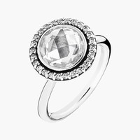 Women's PANDORA 'Brilliant Legacy' Cocktail Ring