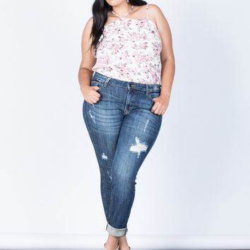 Plus Size Ultimate Fave Jeans