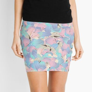 'Untitled' Mini Skirt by Sarah Davies
