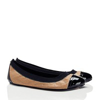 TORY BURCH Flats, Ballet Flats & Smoking Slippers : Women's Designer Flats