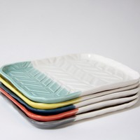 Herringbone Tray (More Colors)