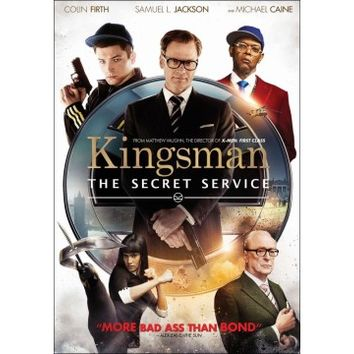 Kingsman: Secret Service (DVD) (Eng/Spa/Fre)
