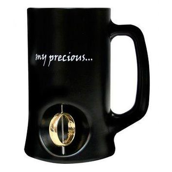 The Lord Of The Rings - Rotating 3D Ring Mug