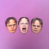 Dwight Schrute Sticker Set