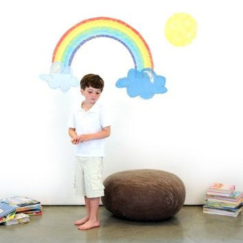Rainbow Promise Wall Decals